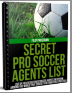 soccer agent, soccer training